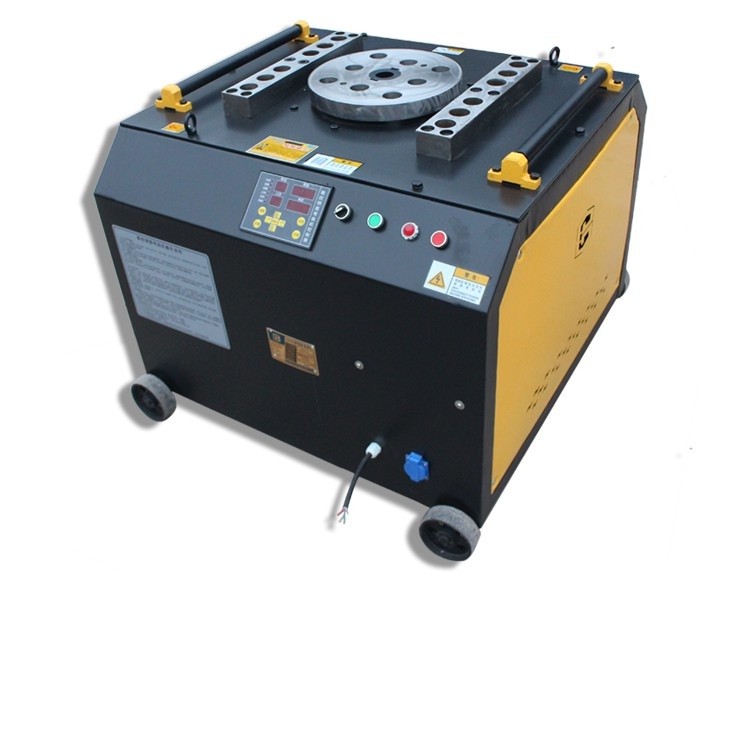 Máy uốn sắt GW42D ( điều khiển tự động)